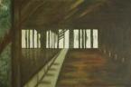 Tempera, Öl/Canvas 100 x 150 cm