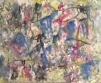 Öl/Leinwand 80 x 100 cm