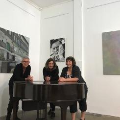 Cornelia Wissel, Martina Hengsbach, Heidi Becker