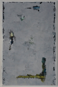 untitled 26 | mixed media on canvas | 145 x 95 cm