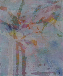 WYSIWII 2 | acrylic, oil on canvas | 55 x 46 cm