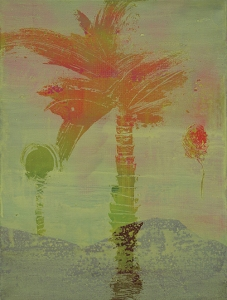 WYSIWII 3 | mixed media on canvas | 80 x 60 cm