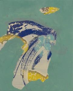 WYSIWII 5  | mixed media on canvas | 50 x 40 cm